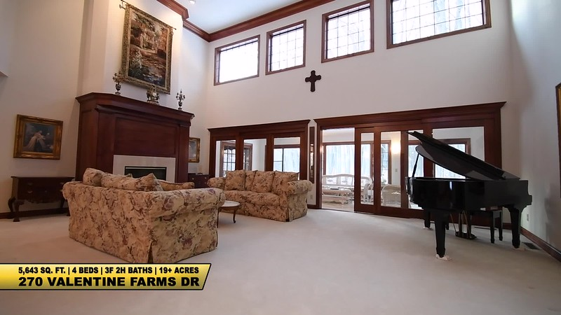 270 Valentine Farms Dr | MLS 4 MIN Video Tour | 1080P HD
