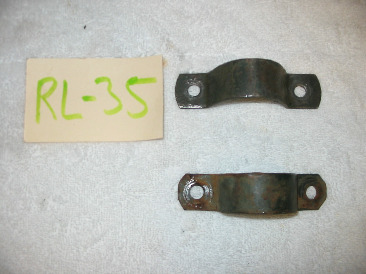 PART BY TAG IS MY RL-35  AND IS NOT FOR SALE ON THIS AUCTION.