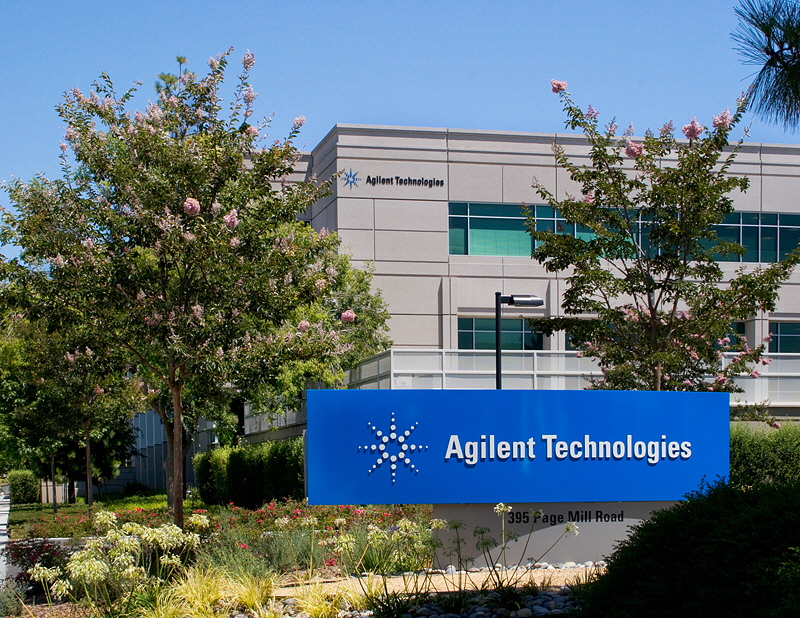 Agilent: Old and busted
