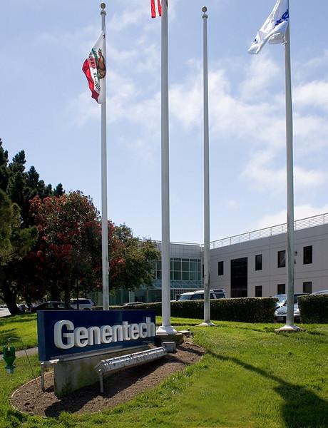 Genentech: The new hotness!