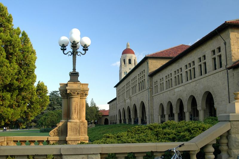Stanford University: The new hotness!