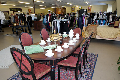 Re-Couture Upscale Retail Bozeman Montana; Photography by Jim R Harris