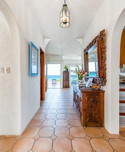Casa del Mar - Entrance