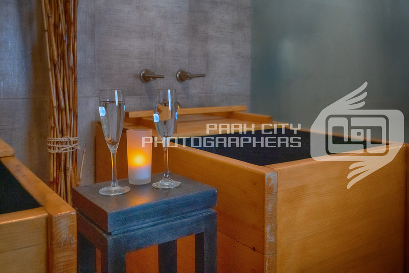 Aveda Salon interior