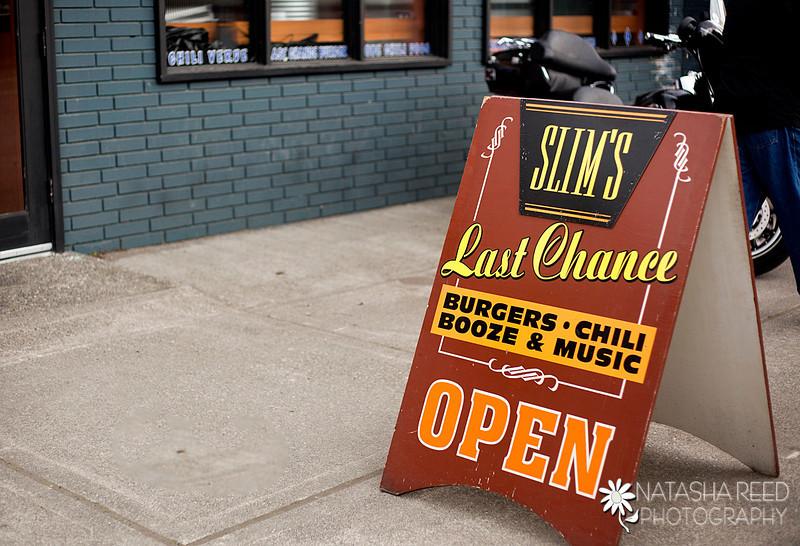 Slim's Last Chance (Seattle WA)