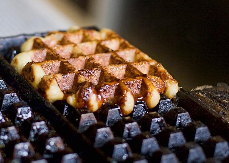 Sweet Iron Waffle (Seattle WA)