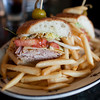 Steelhead Diner (pork sandwich)