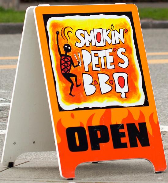 Smokin' Pete's BBQ (Seattle WA)
