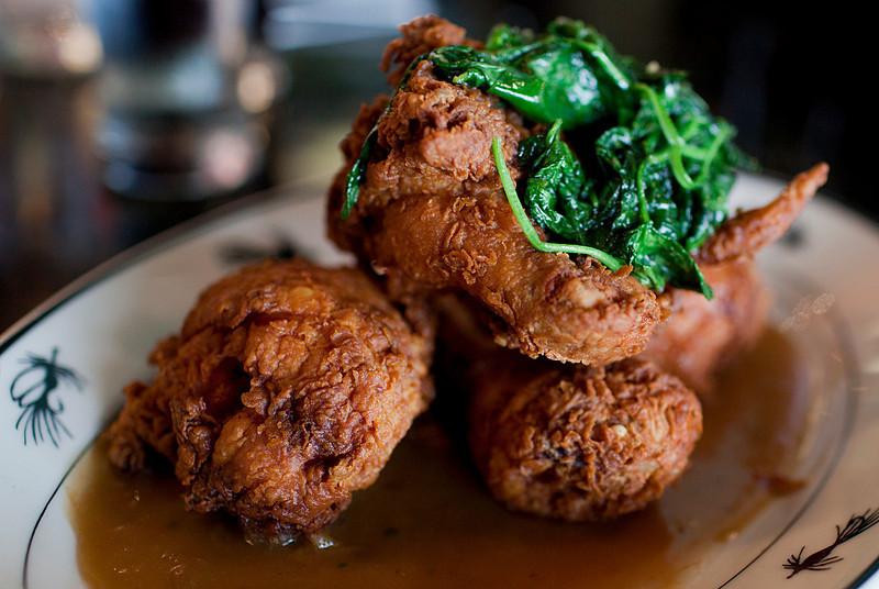Steelhead Diner (fried chicken)
