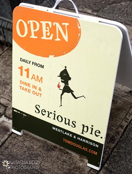 Serious Pie (Seattle WA)
