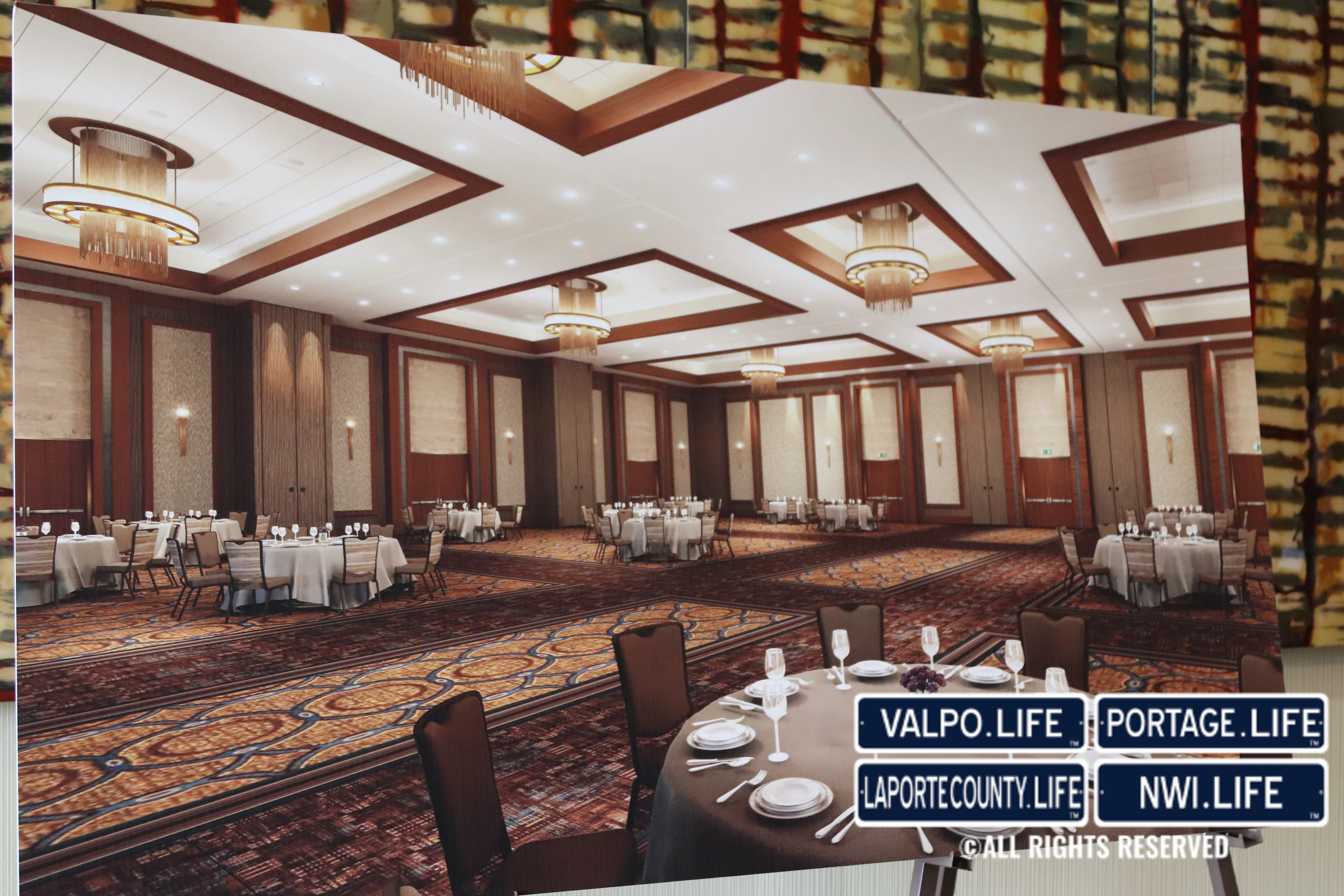 Blue Chip Casino Commencement of Construction 2018