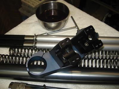R-dubb R100 HPN clamps