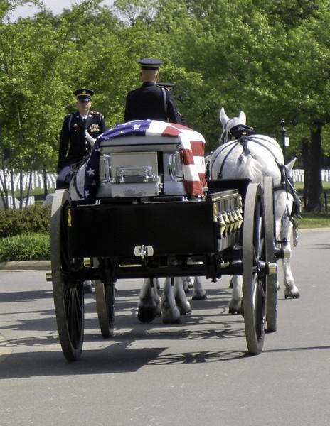Joe Davis Funeral