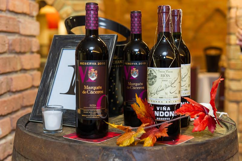 Rioja Seminar and Tasting