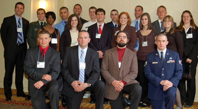 2009 SAME Scholarship Group Picps