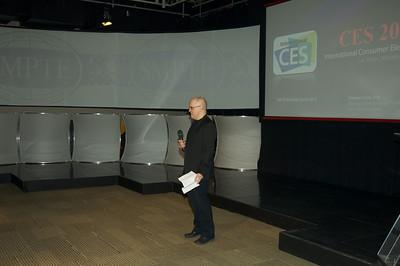 Daniel Guévin, SMPTE 13 fevrier 2012