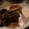 my very tasty steak!