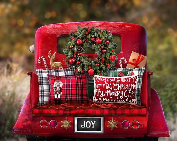 1-ChristmasJoyTruckDigitalBackdrop