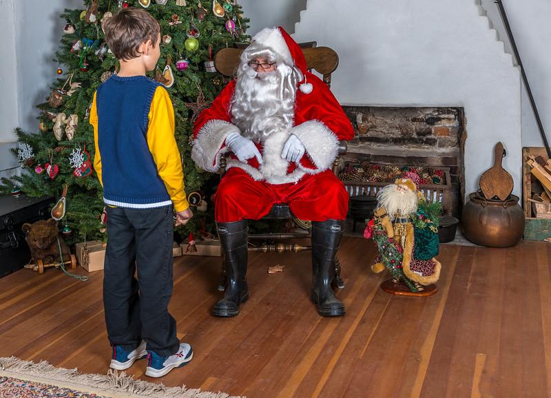 Santa at the Adobe 2014 (6)