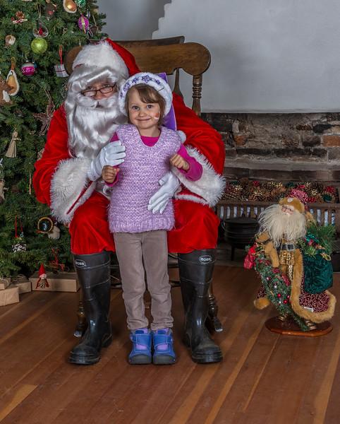 Santa at the Adobe 2014 (5)