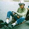 119 Dan on Go Cart with helmet023