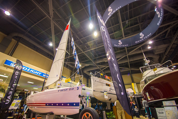 Seattle Boat Show Event 2015