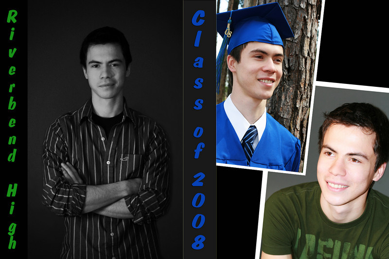 4x6 montages for announcements
