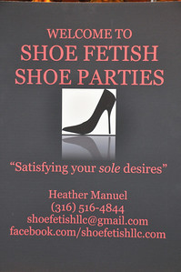 Shoe Fetish by Heather June 30, 2012