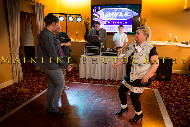 Sigmas Conference Center 80's night-29
