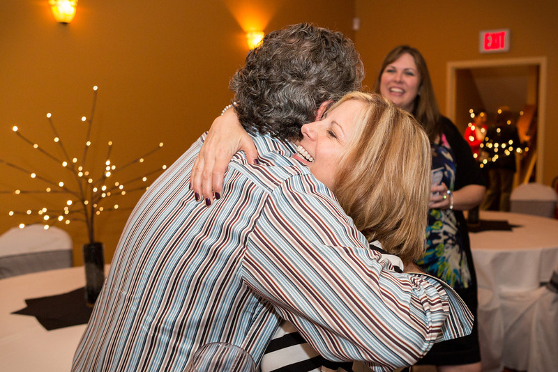 Michael & Sharon Gregory - Congratulations!