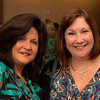 Denise & Sharon - Guests at Sigmas Open House
