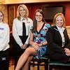 Sigmas Staff - Melanie, Kathy, Gretchen, Sharon