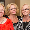 Guests Vicki, Kathy & Louise at Sigmas Open House in Lounge