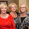Vicki, Kathy, Louise at Sigmas Open House in Lounge