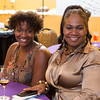 Guests at Sigmas Open House in Alpha Room