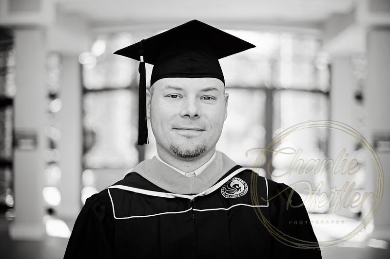 UCF MSEM Grad 2018 Portraits - 093bw