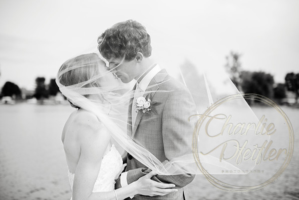 Kaelie and Tom Wedding 04C - 0082bw