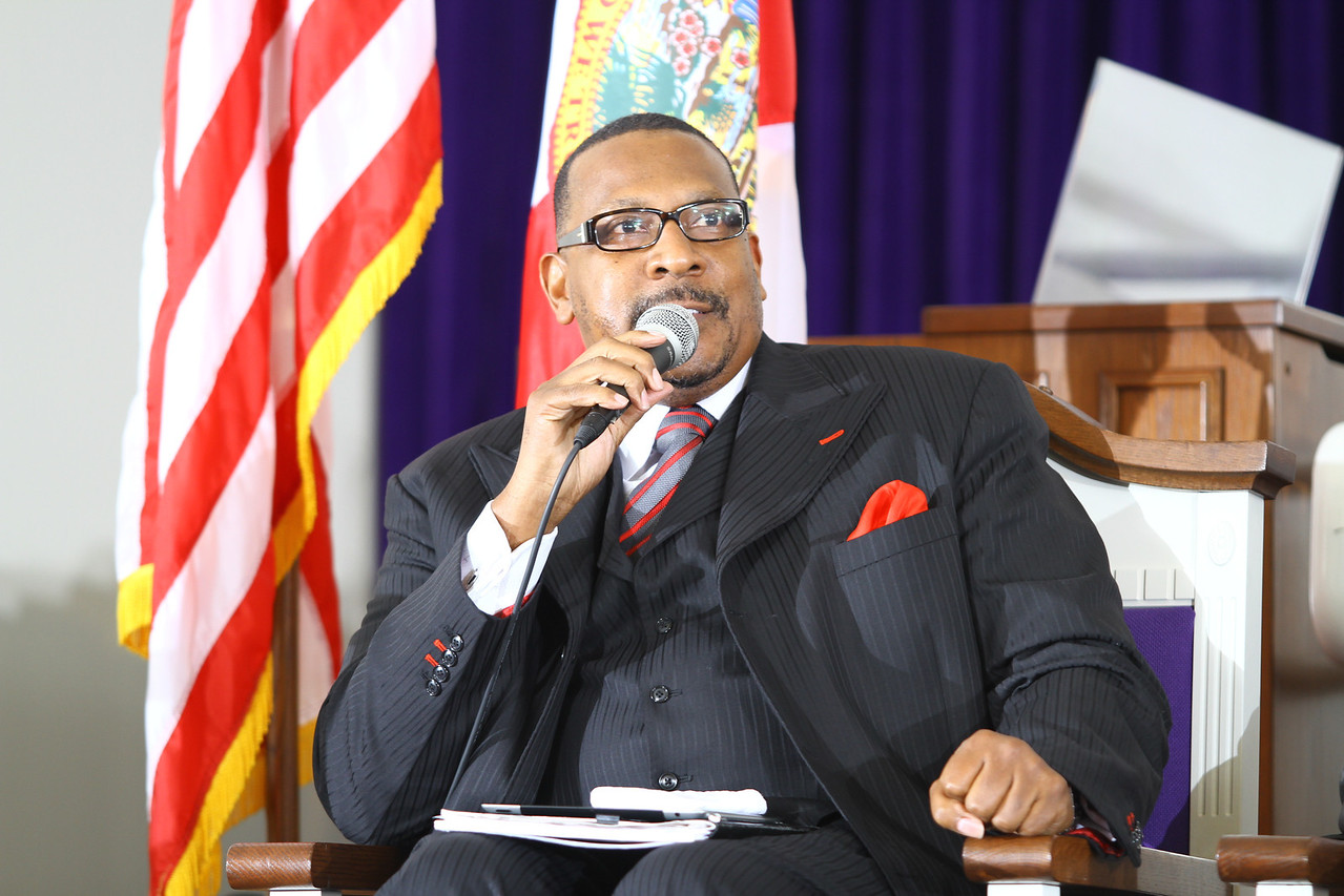 """Congressional Black Caucus Town Hall Meeting on Jobs, at Mt. Hermon A.M.E.C. Mia at 6pm. Live on MSNBC with Congresswoman Frederica Wilson and the 10 members of the Congressional Black Caucus """"How to get America back to work"""".<br /> Rev. John F White II, Pastor       <a href=""""http://www.MTHERMONAMEC.org"""">http://www.MTHERMONAMEC.org</a>"""
