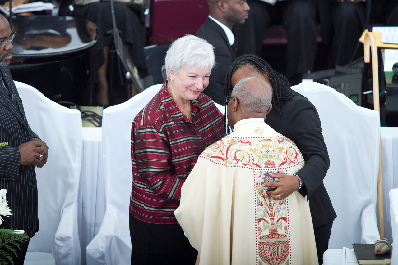 Ordination / Communion Service