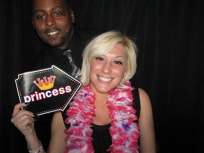Spartanburg Marriott Employee Holiday Party 1/29/16