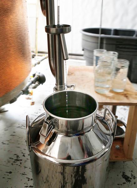 Spirits of Old Bennington Distillery. 063016