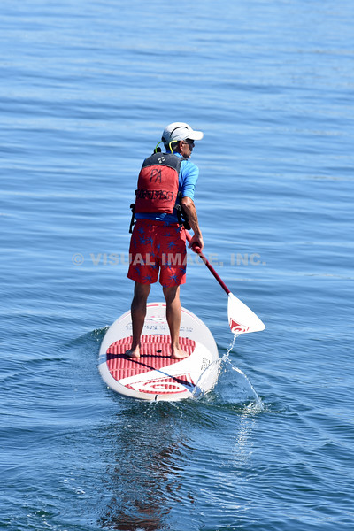Paddleboarding - Stock