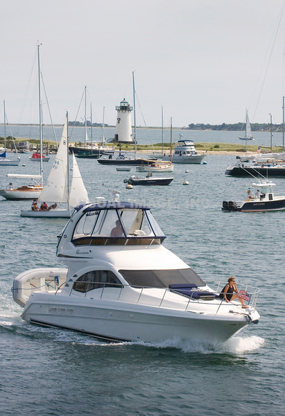 Boating - Stock