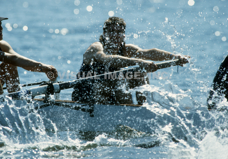 Rowing - Stock
