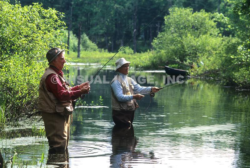Fly Fishing - Stock