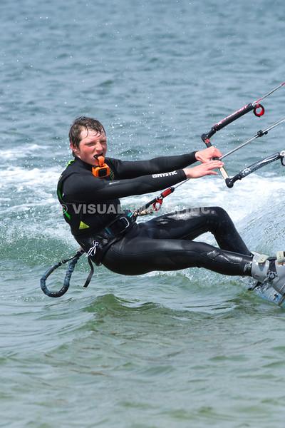 Kiteboarding - Stock