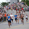 Falmouth Road Race - August 14, 2011 - 39th running of the race in Falmouth, MA. <br /> (c) Anna Croke/Visual Image, Inc.