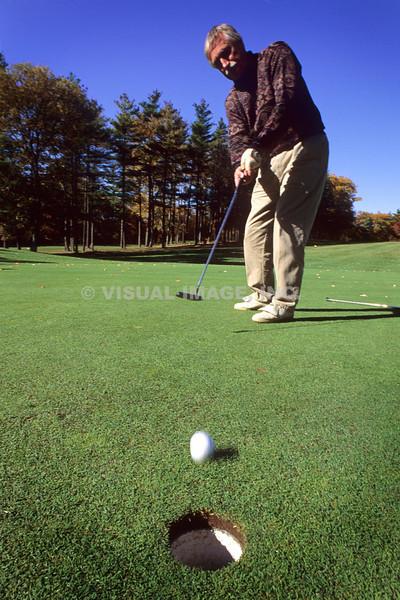 Golf - Stock