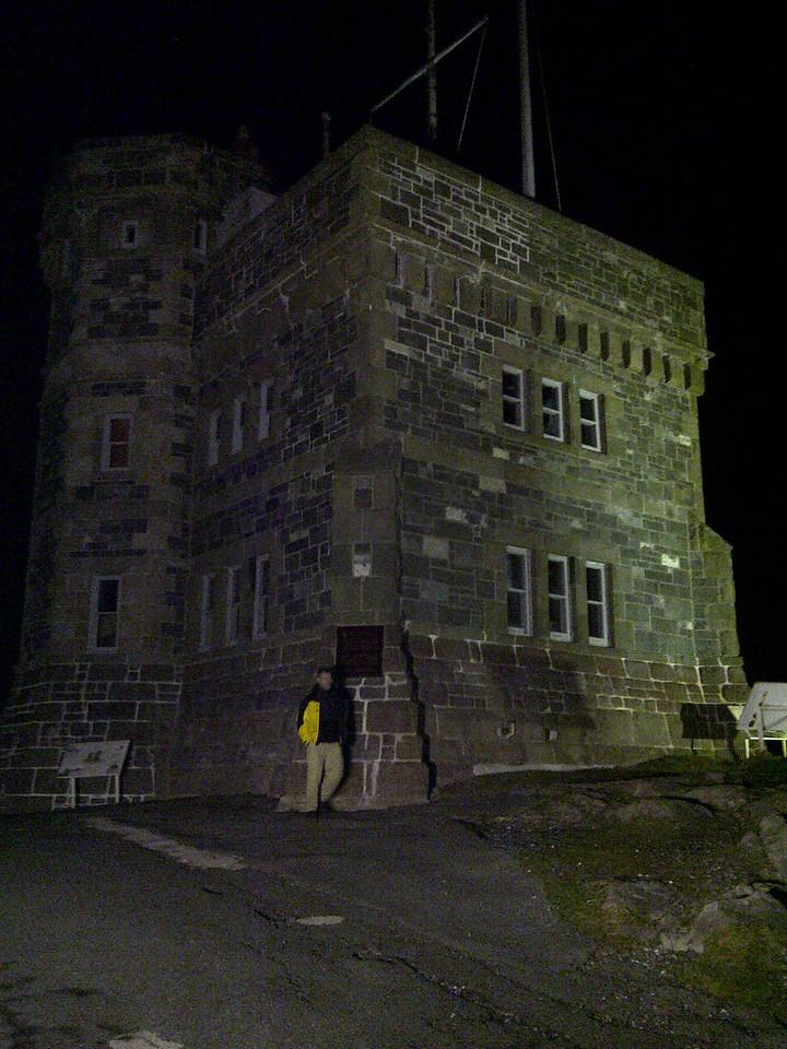 Signal Hill St John's Newfoundland