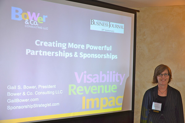 Gail Bower: Creating More Powerful Partnerships & Sponsorships